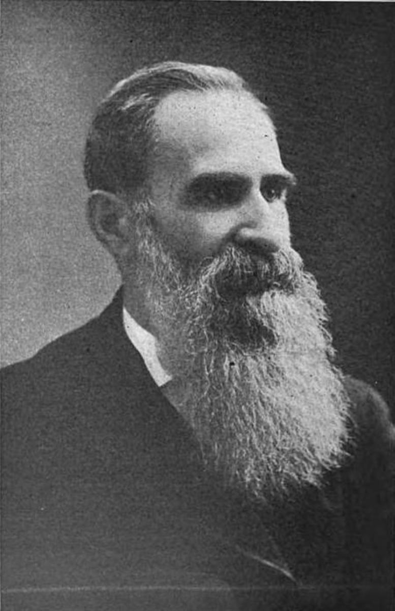 George Reynolds.