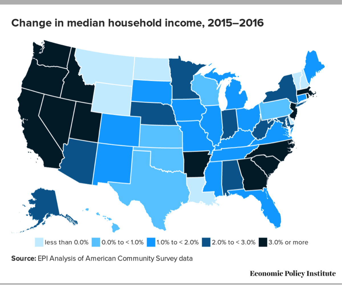 These Three Maps Show Where Poverty Is Worst in America ...