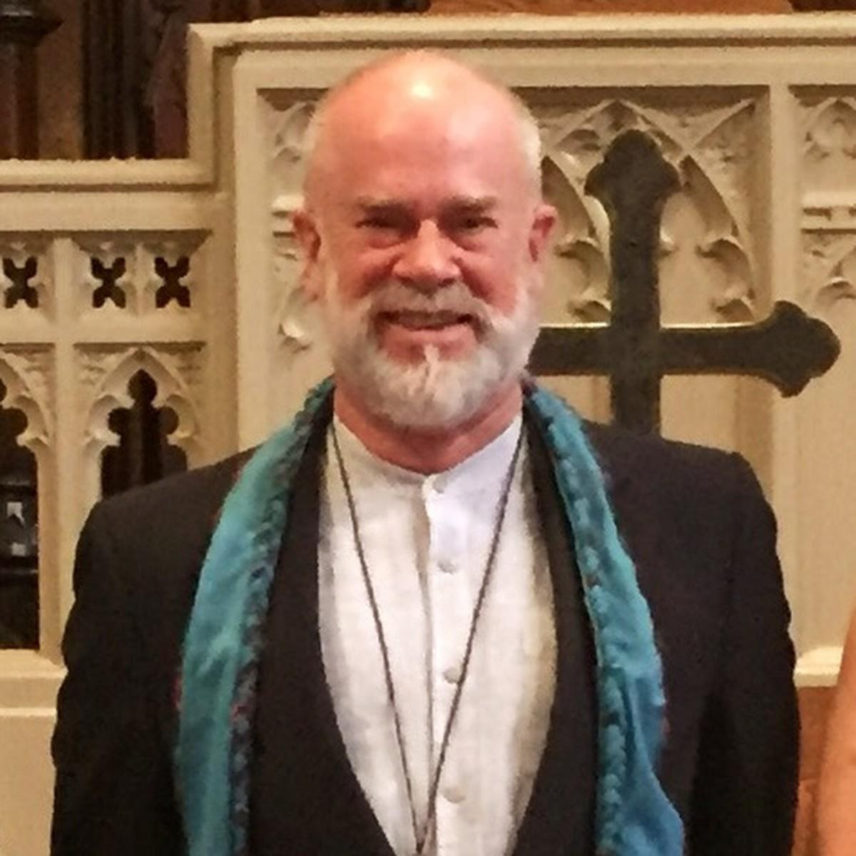 Reverend Tom Gerstenlauer.