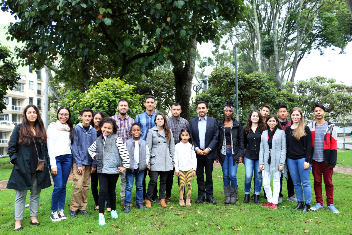 These 25 young Colombians successfully sued their governments to gain new rights for the Amazon rainforest.