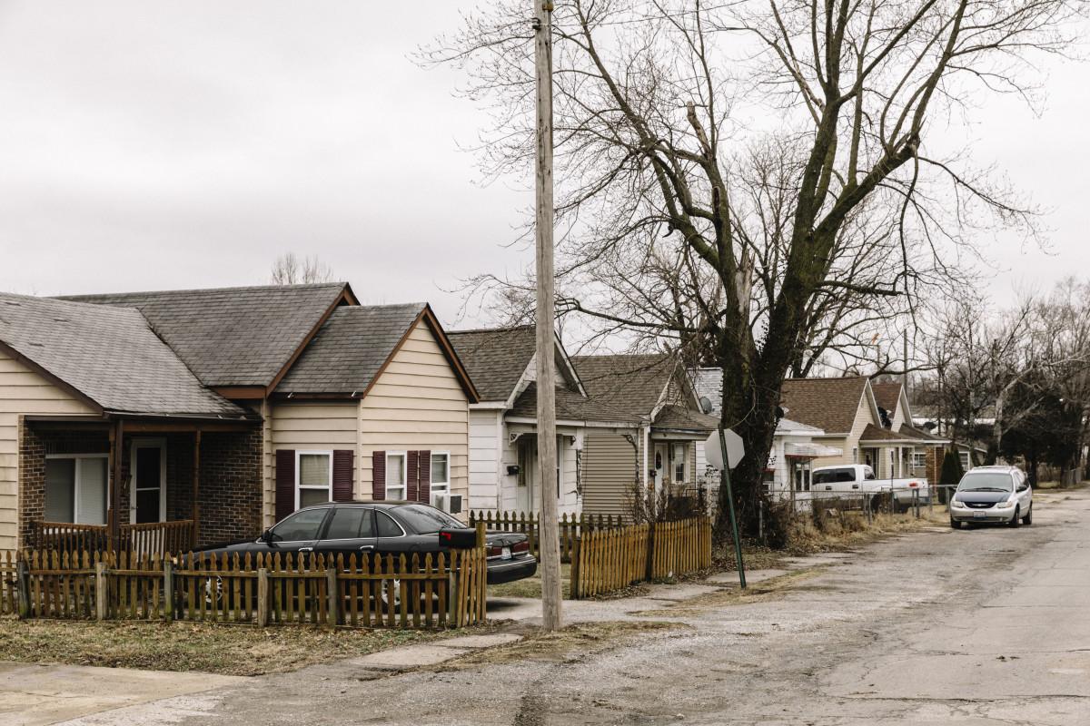 Fairmont City, Illinois.