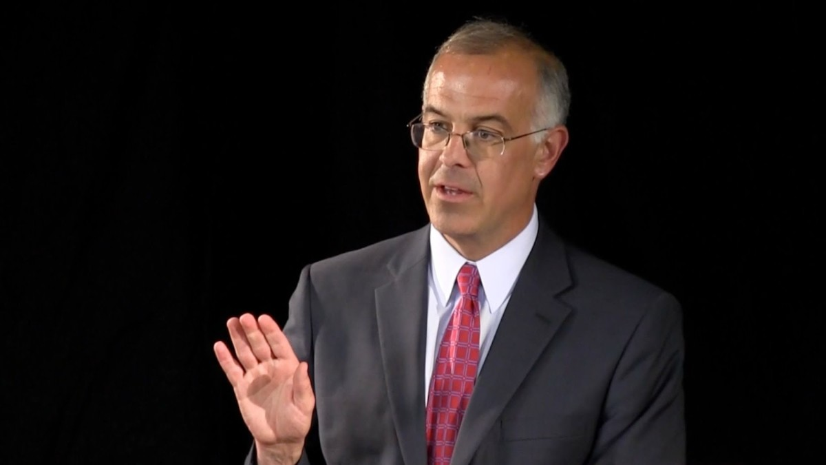 David Brooks Road to Character