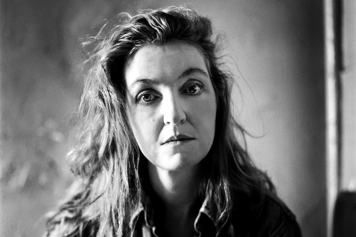 Author Rebecca Solnit.