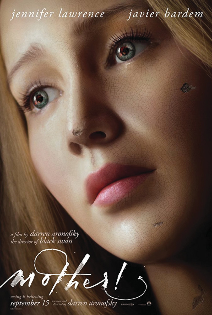 A poster for 'mother!'