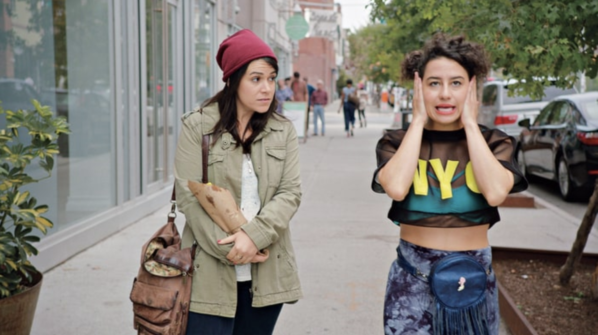 A still from 'Broad City.'