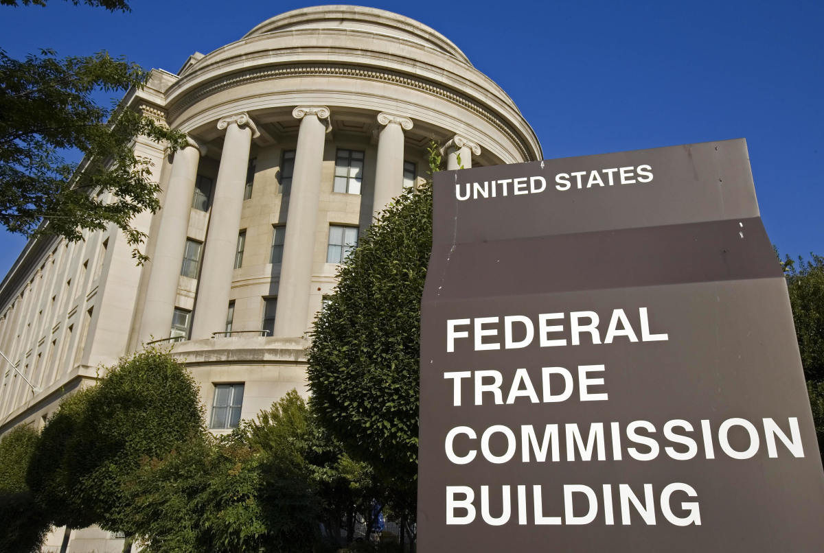 The U.S. Federal Trade Commission building.
