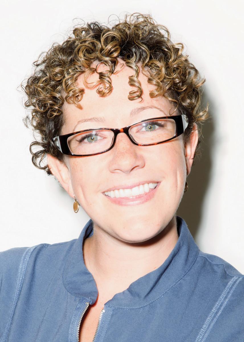 Nicole Perlman.
