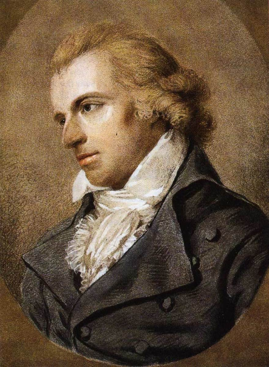 Friedrich Schiller (1759–1805), German poet, philosopher, historian, and playwright.