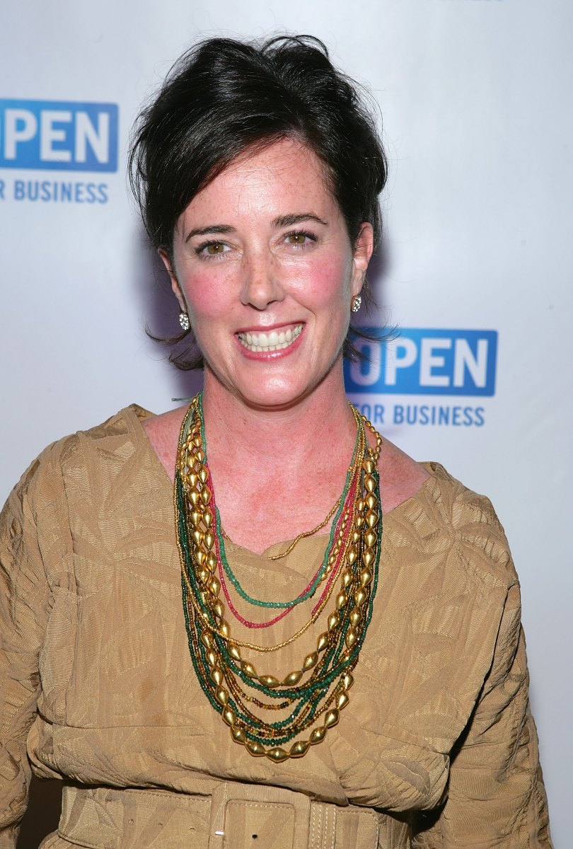 Kate Spade, pictured here in 2006.