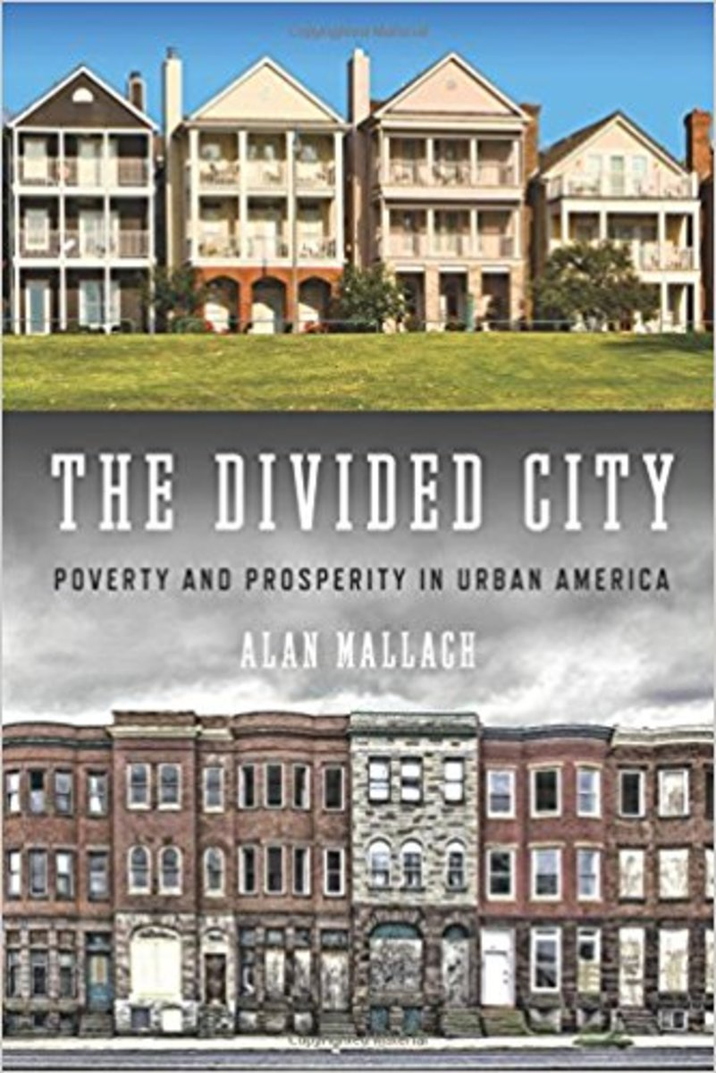 The Divided City: Poverty and Prosperity in Urban America.