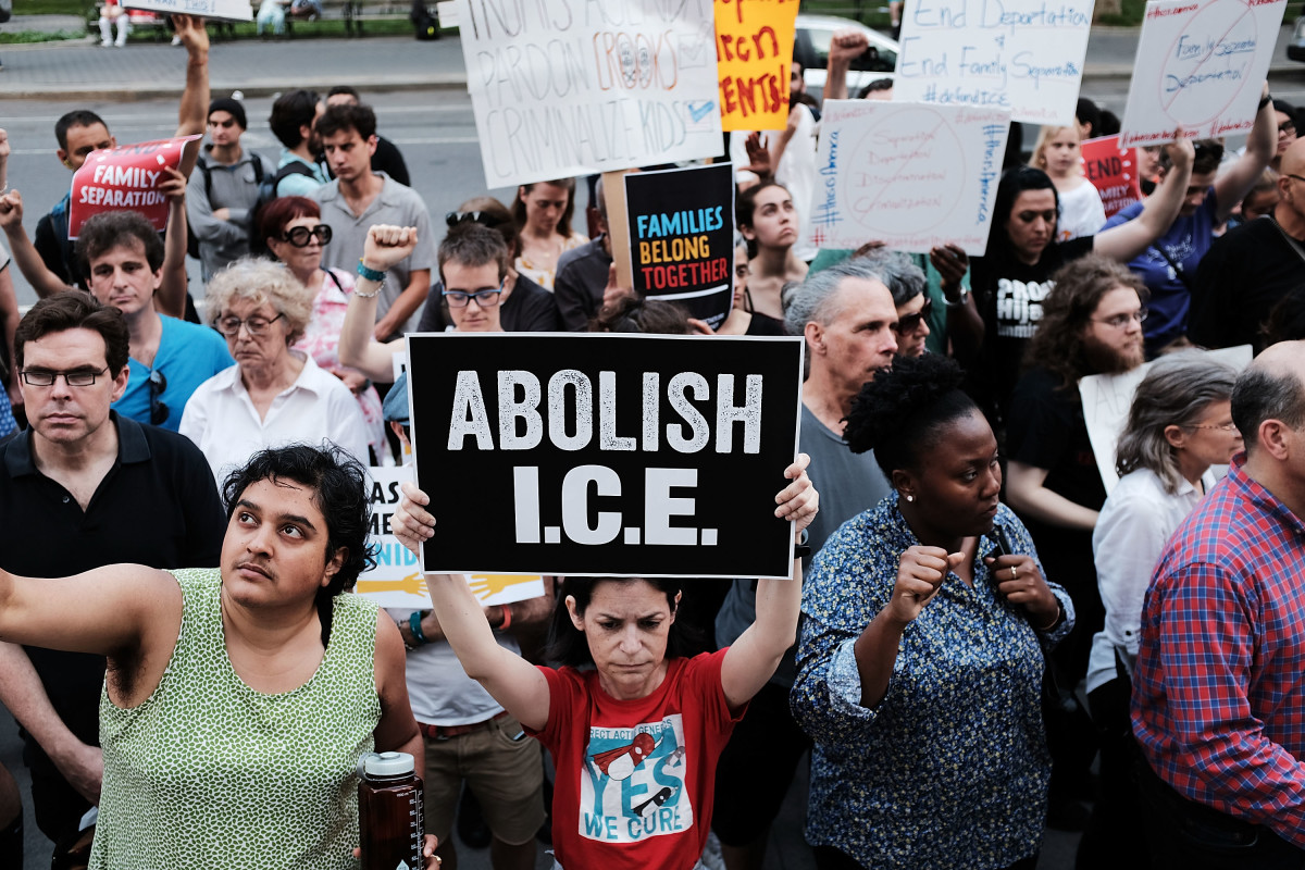 Image result for ice separating families