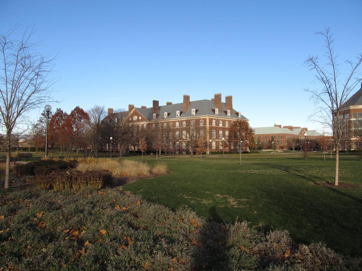 The University of Illinois at Urbana–Champaign.