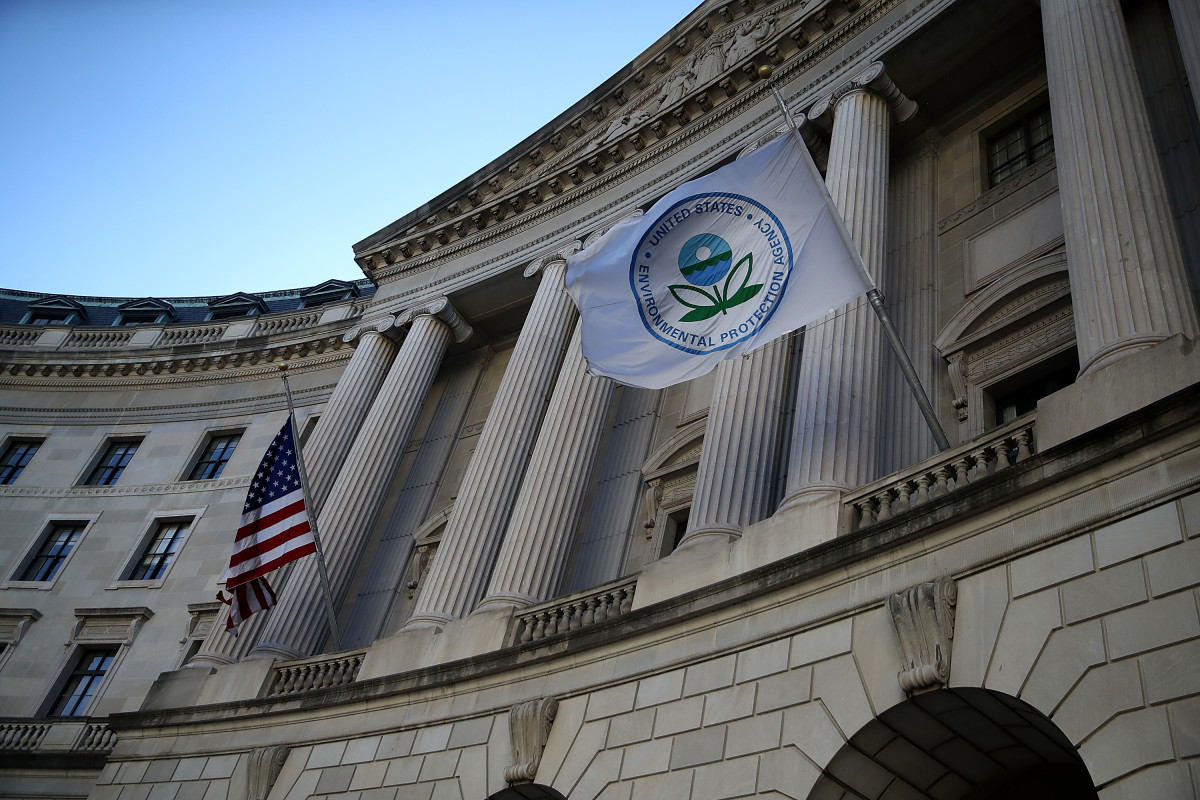 The Environmental Protection Agency's headquarters in Washington, D.C.