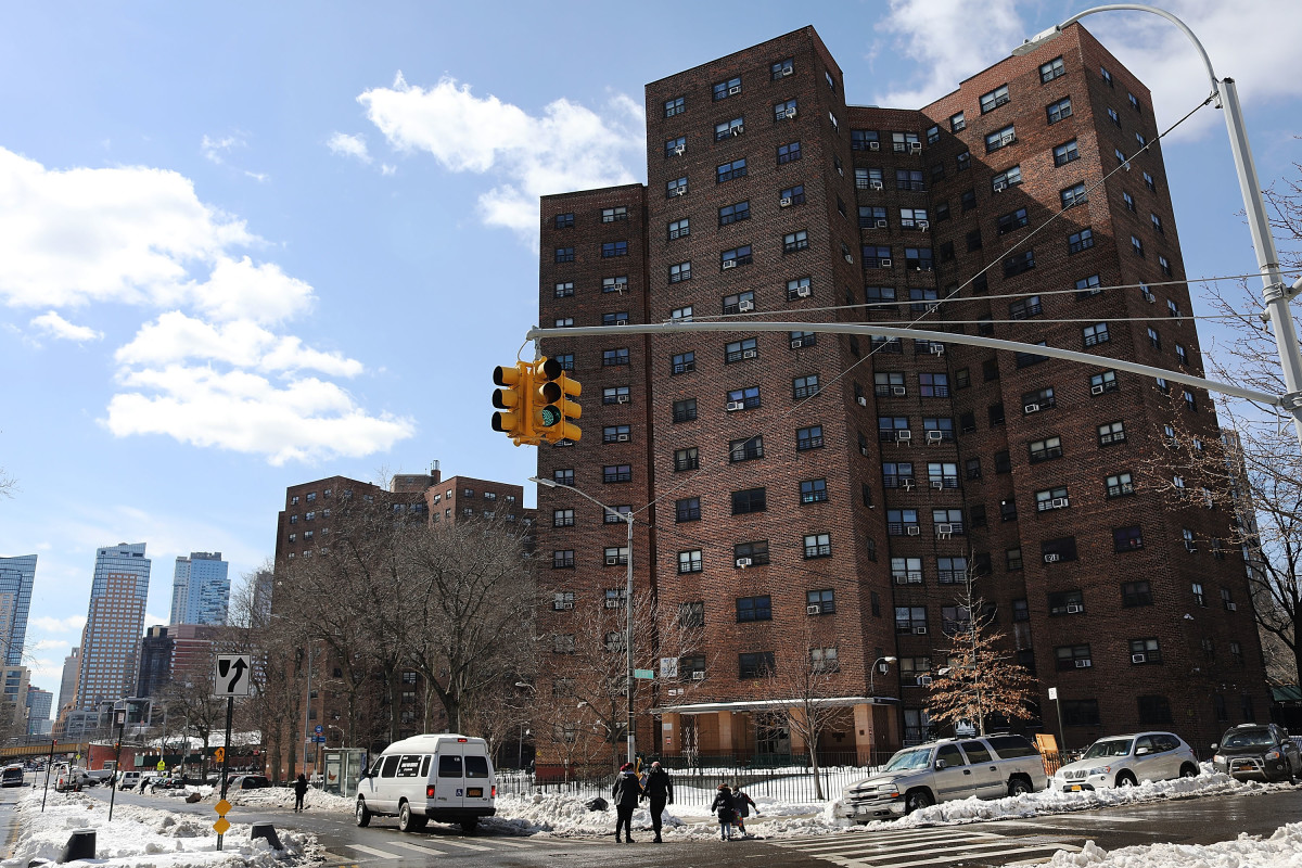 Sensational Inside The Creation Of New York Citys New Affordable Home Interior And Landscaping Ologienasavecom