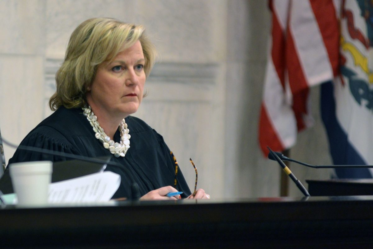 Beth Walker was impeached from the West Virginia Supreme Court.