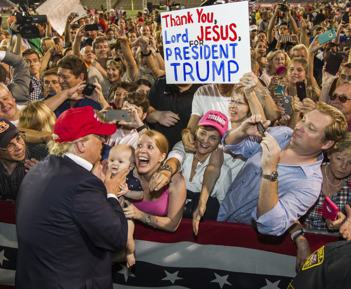 Image result for photos trump rallies
