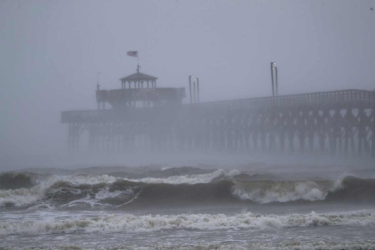 As Hurricane Florence Approaches, One South Carolina Inmate