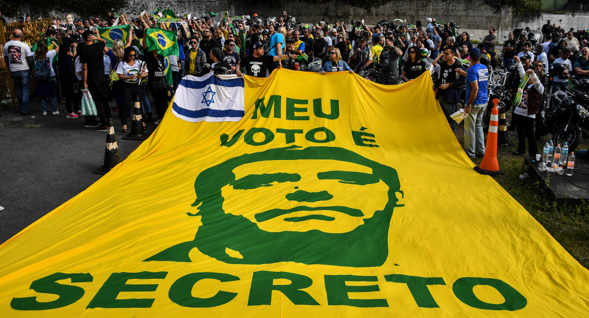 the increasingly fraught state of brazil s presidential elections
