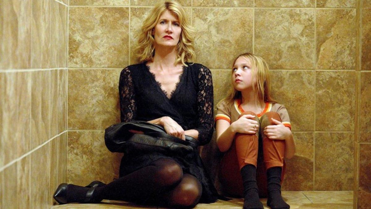 Laura Dern (left) in Jennifer Fox's The Tale.