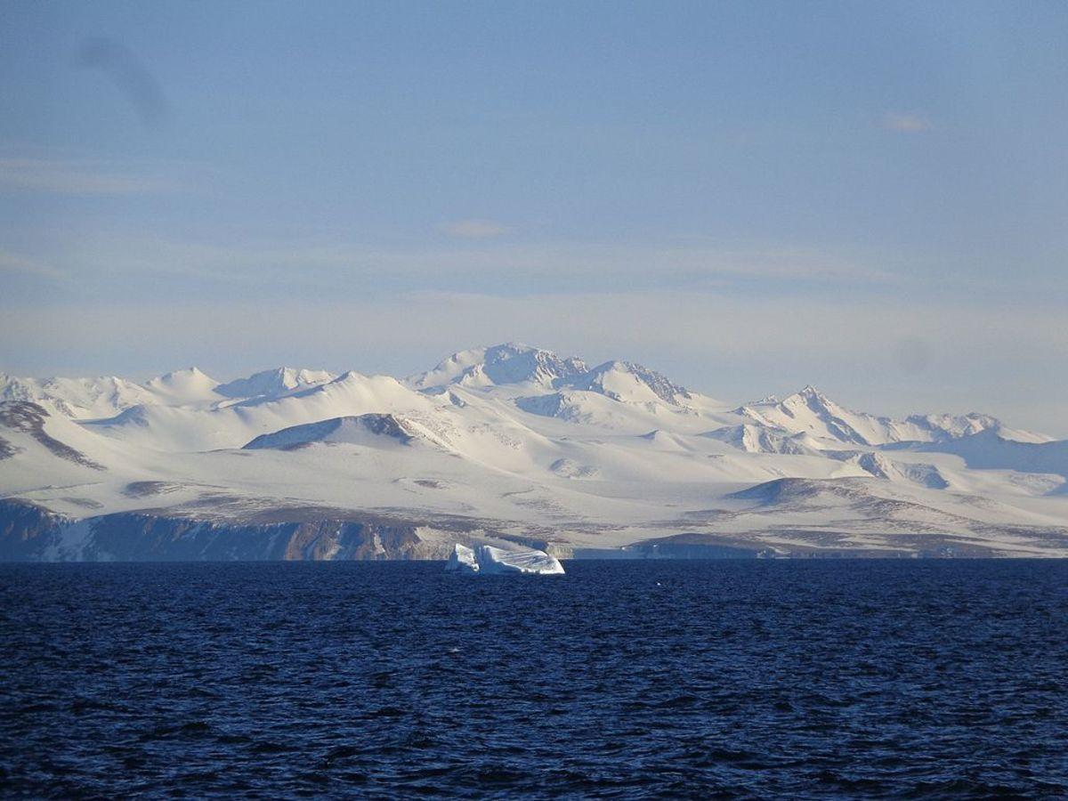 Victoria Land, Antarctica.