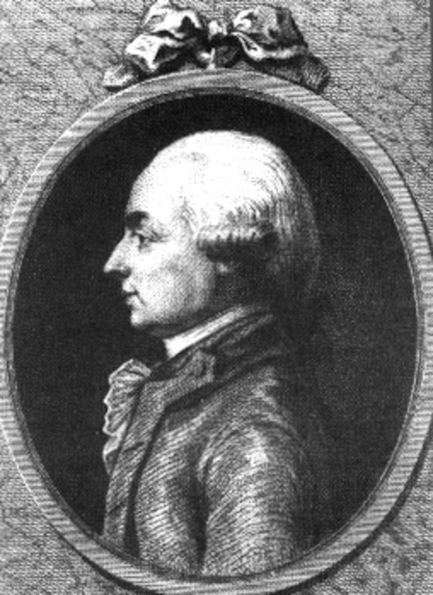 J. Hector St. John de Crèvecoeur.