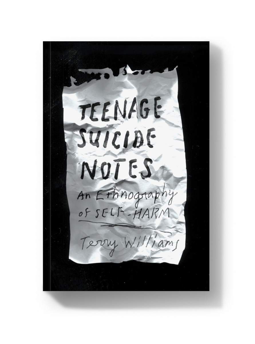teenage suicide notes an ethnography of self-harm pdf