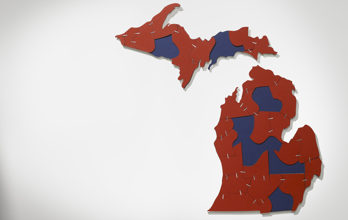 The Great Education Gerrymander Another >> How Redistricting In Michigan Has Disenfranchised Voters And Helped