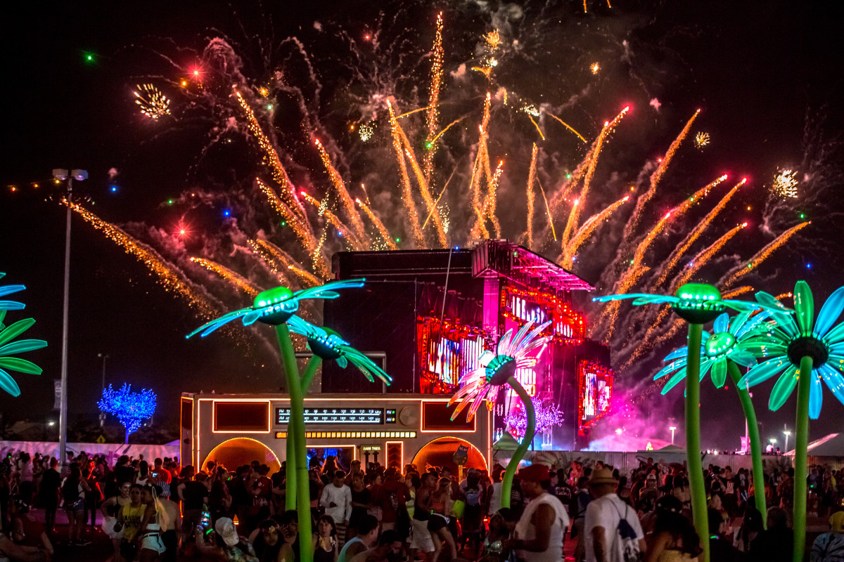The 4th Annual Electric Daisy Carnival, New York, returns to MetLife Stadium Memorial Day weekend.
