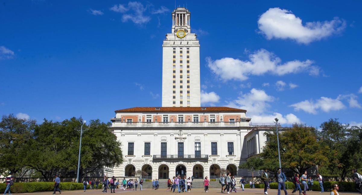 The University of Texas–Austin.