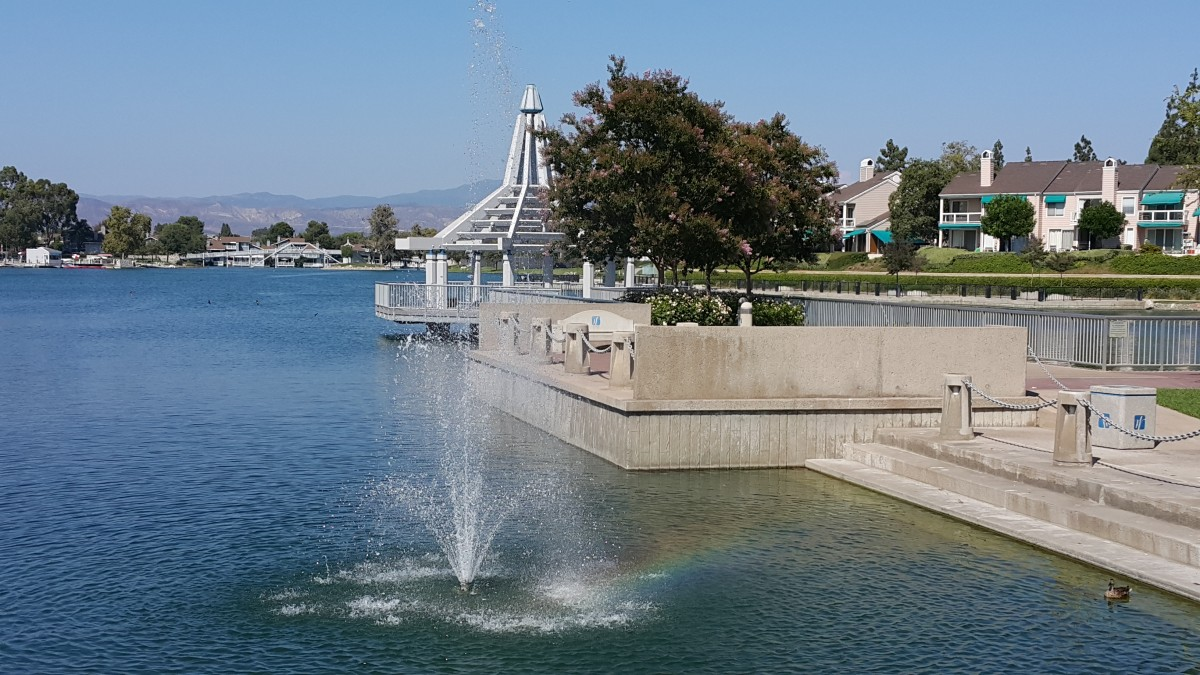 Irvine, California.