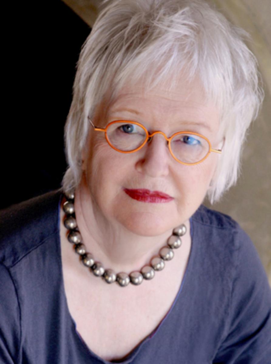 Susan Griffin.