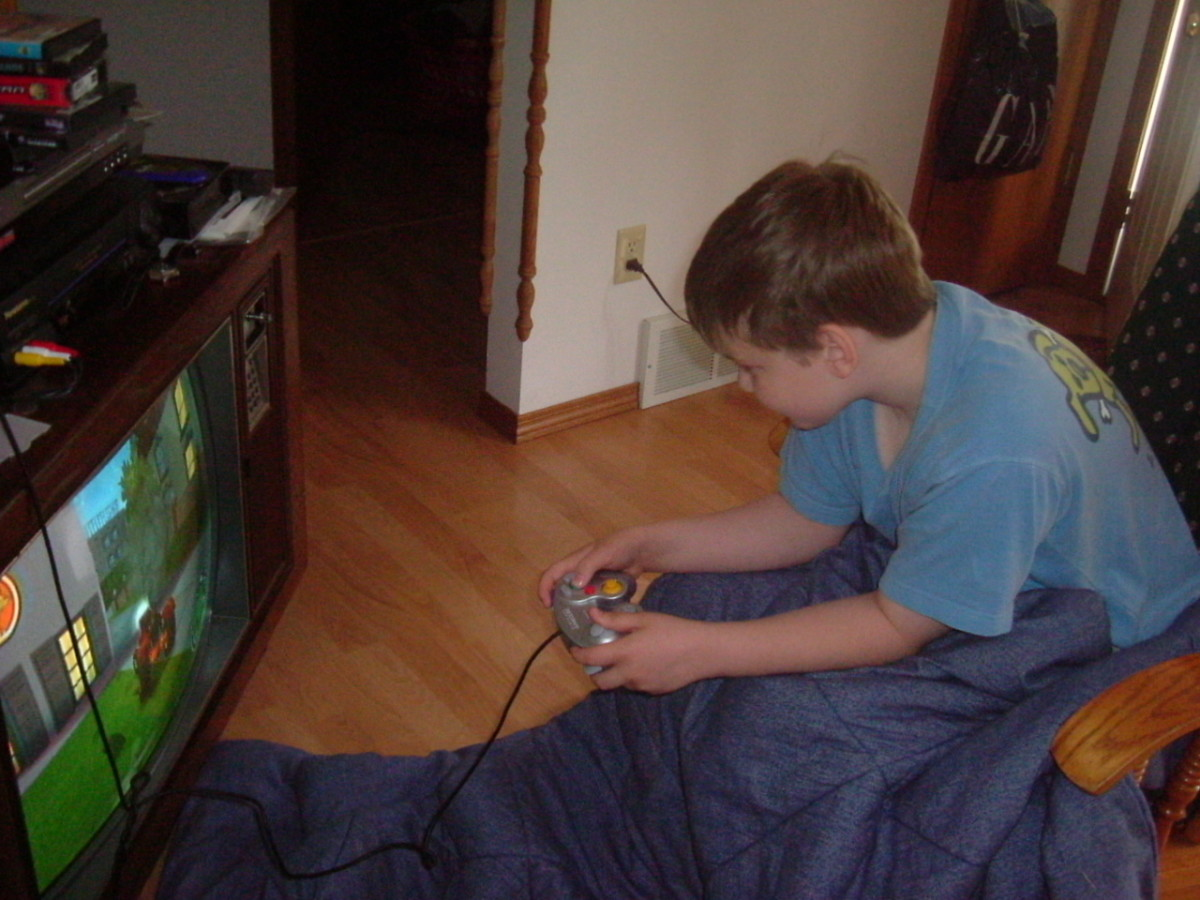 TV, Video Games in Kids\' Bedrooms a Very Bad Idea - Pacific ...