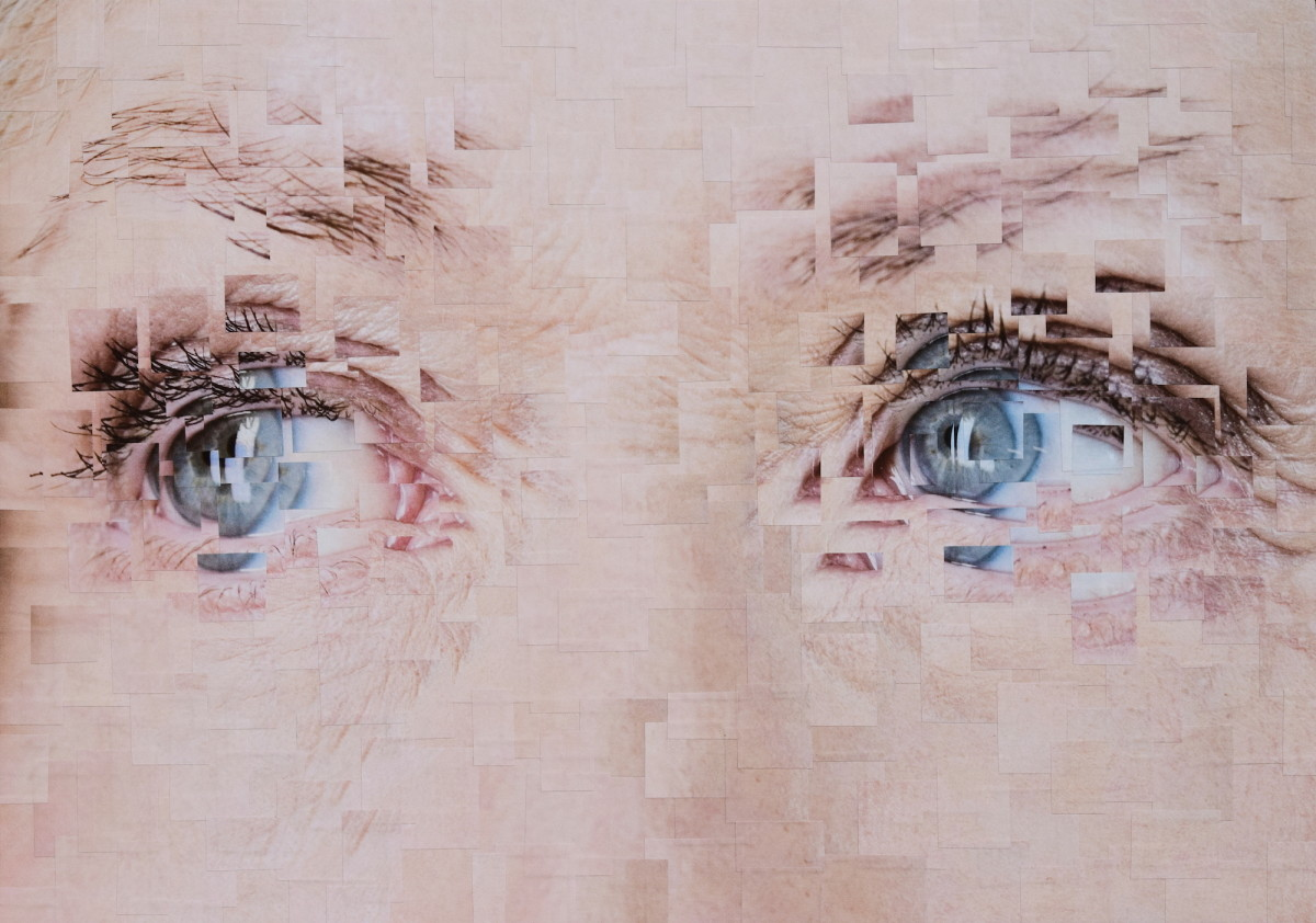 12 unusual pictures of an artist suffering from schizophrenia