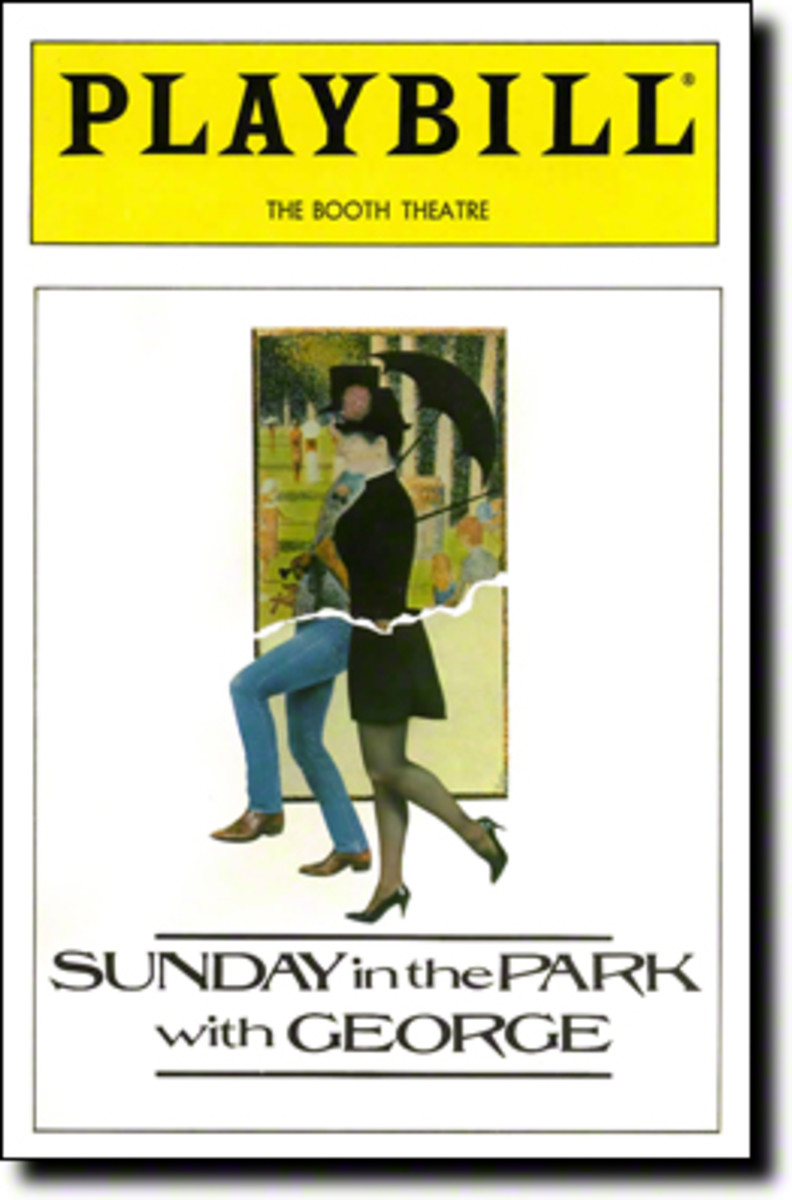Sunday_in_the_Park_Original_Playbill 2