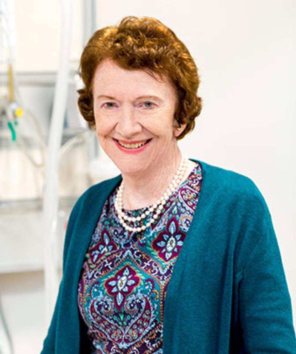 Ann Burgess.