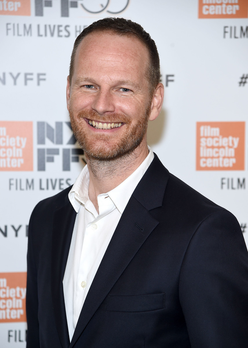 Writer/director Joachim Trier attends the 55th New York Film Festival on October 6th, 2017.
