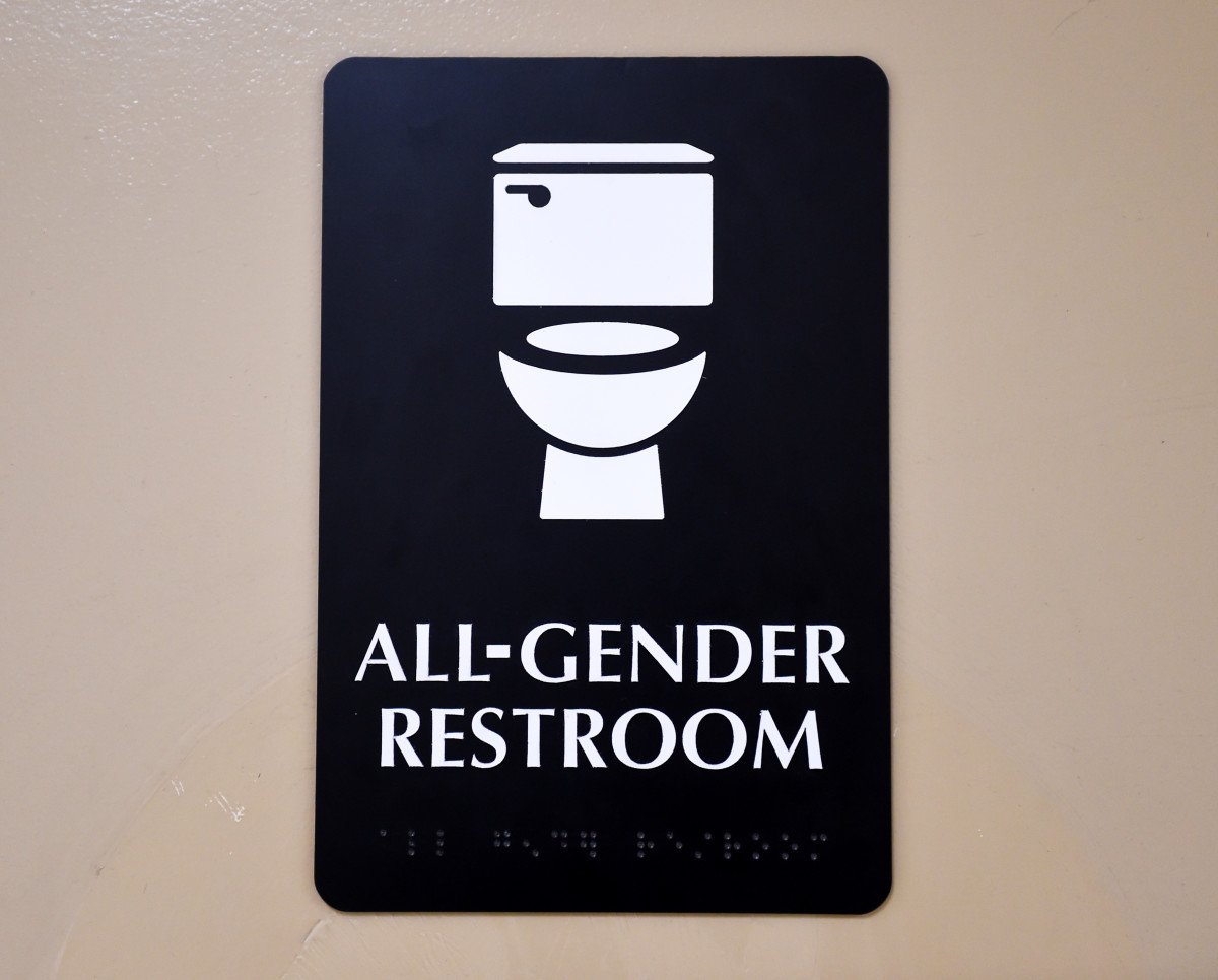 All Gender Restrooms Send A Powerful Message Pacific