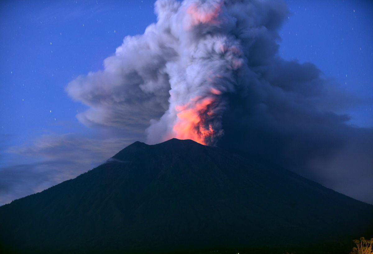 Current Eruptions