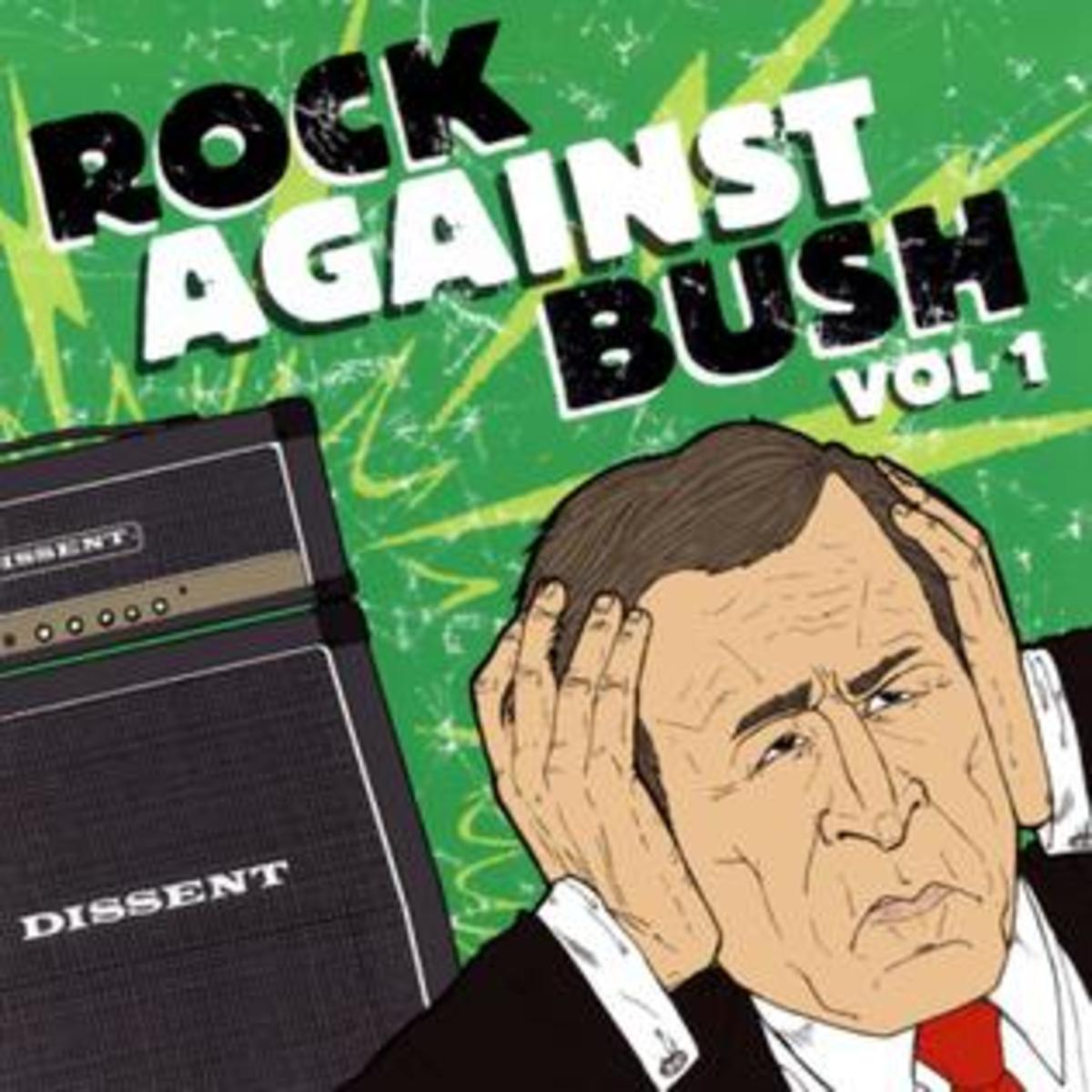 Rock Against Bush, Vol. 1.