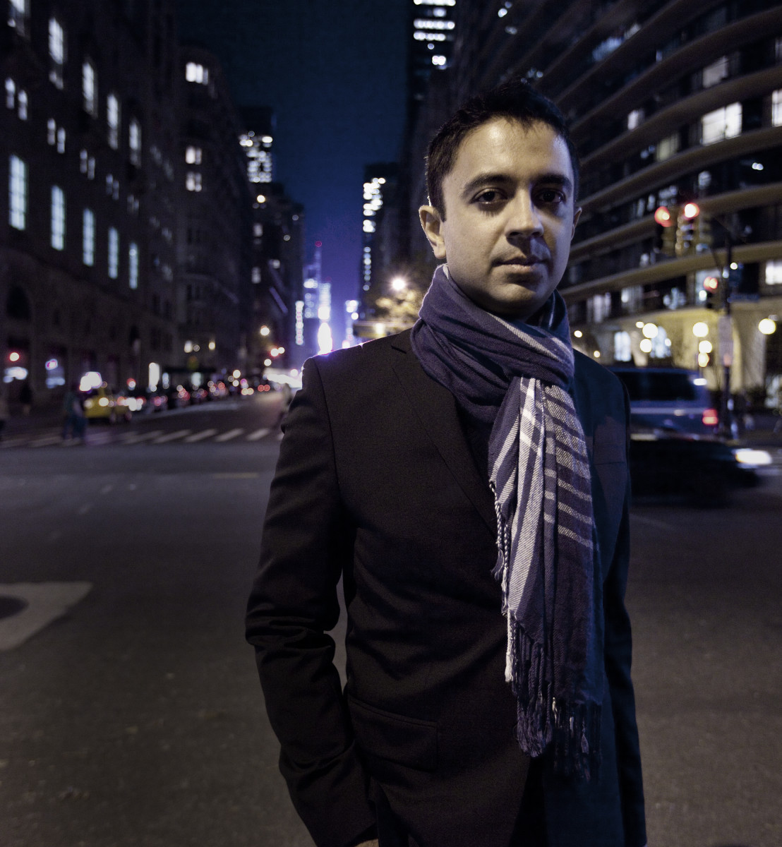 Musician and academic Vijay Iyer.