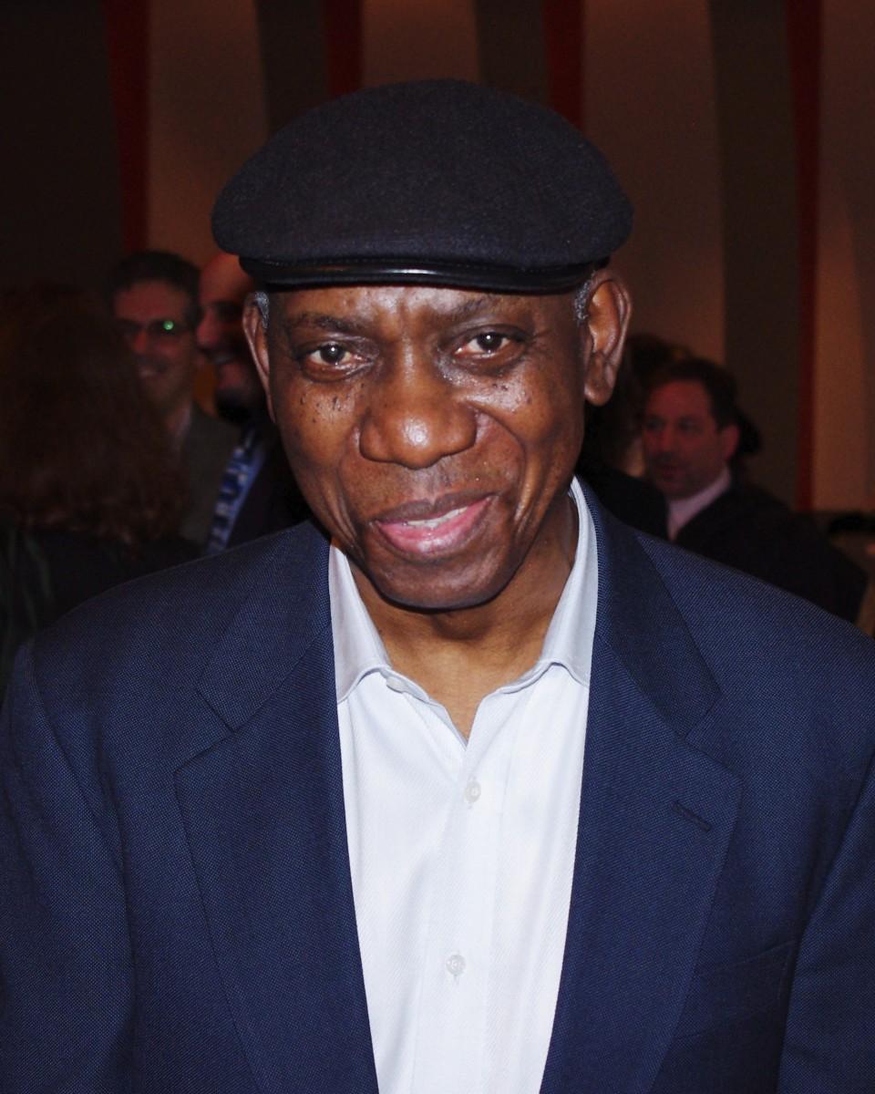 Poet Yusef Komunyakaa.