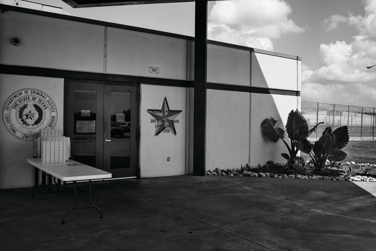 The Allan B. Polunsky Unit in West Livingston, Texas.