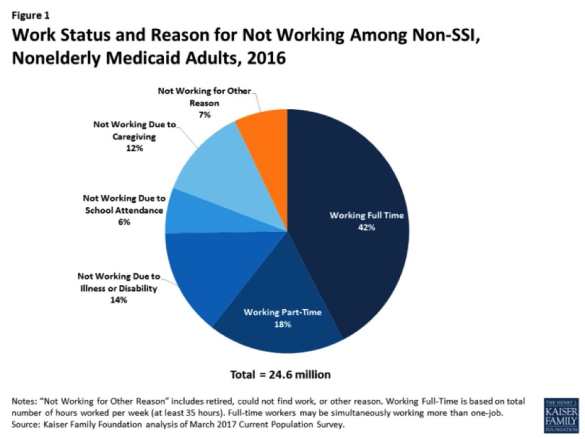 Work Status Medicaid