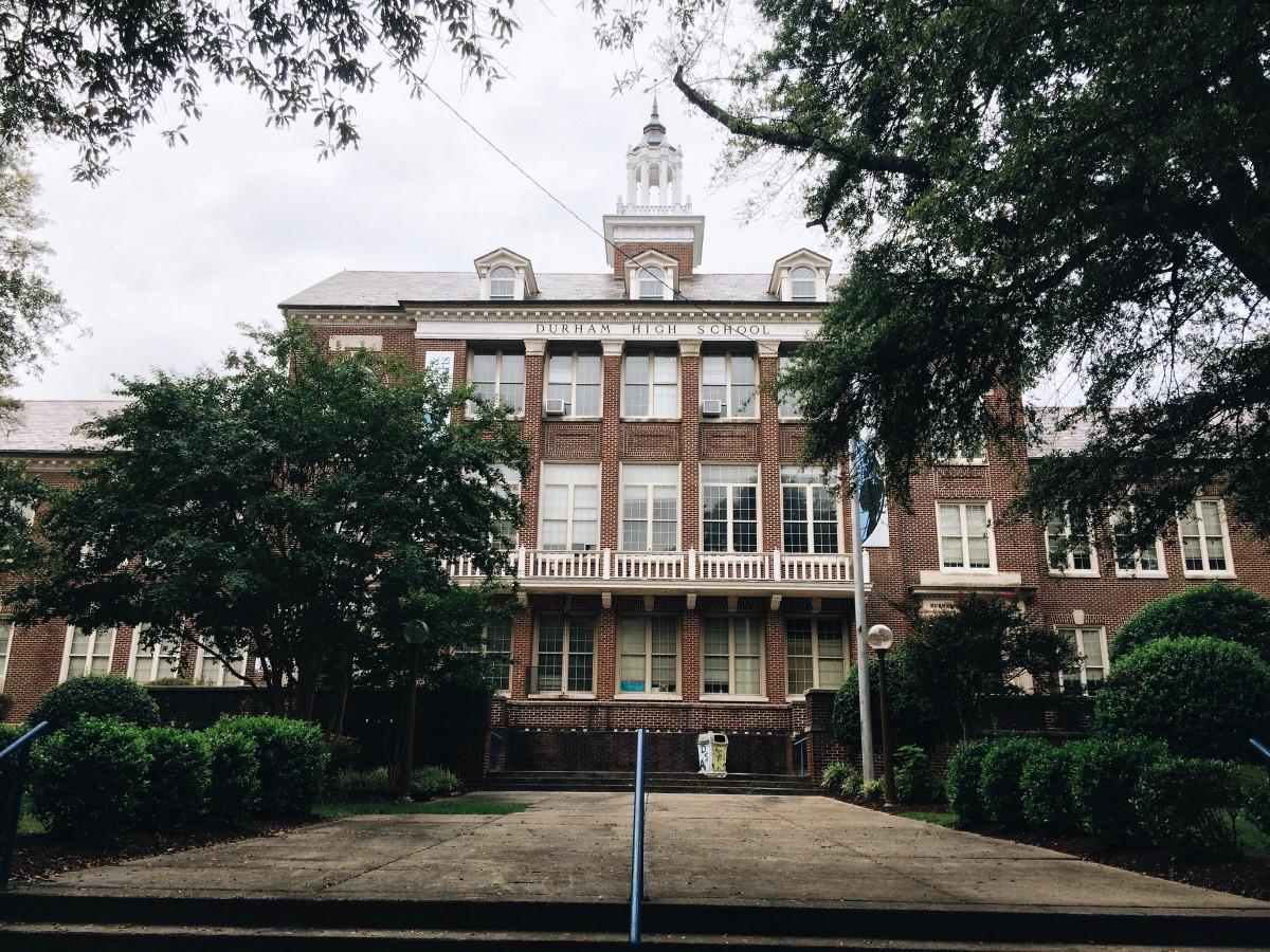 Durham School of the Arts.