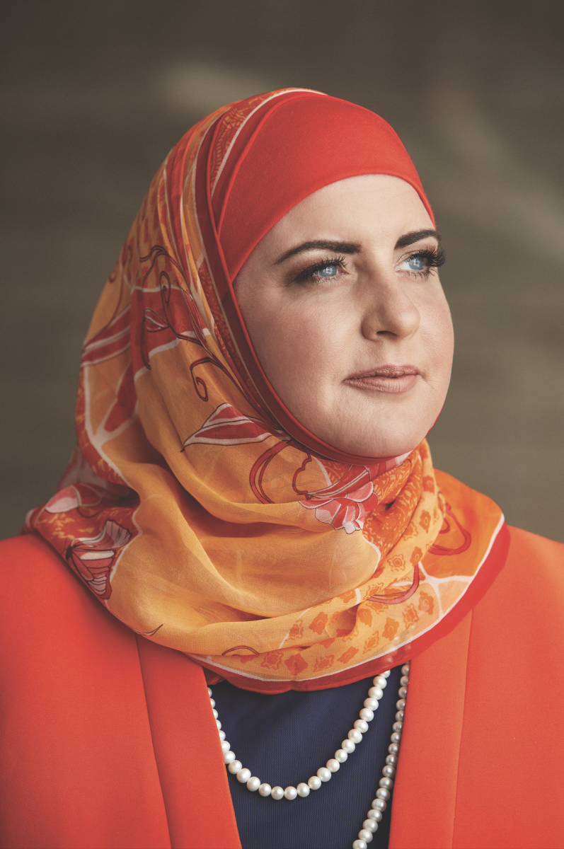 "Deedra Abboud: ""We don't need people who've been trained to be a politician. We need people who are problem solvers."""