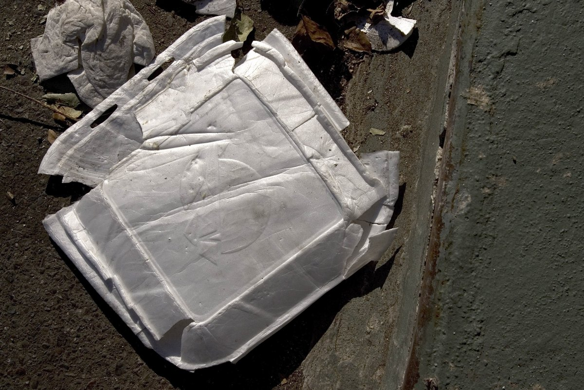 Could Hawaii Become the First State to Ban Styrofoam Food