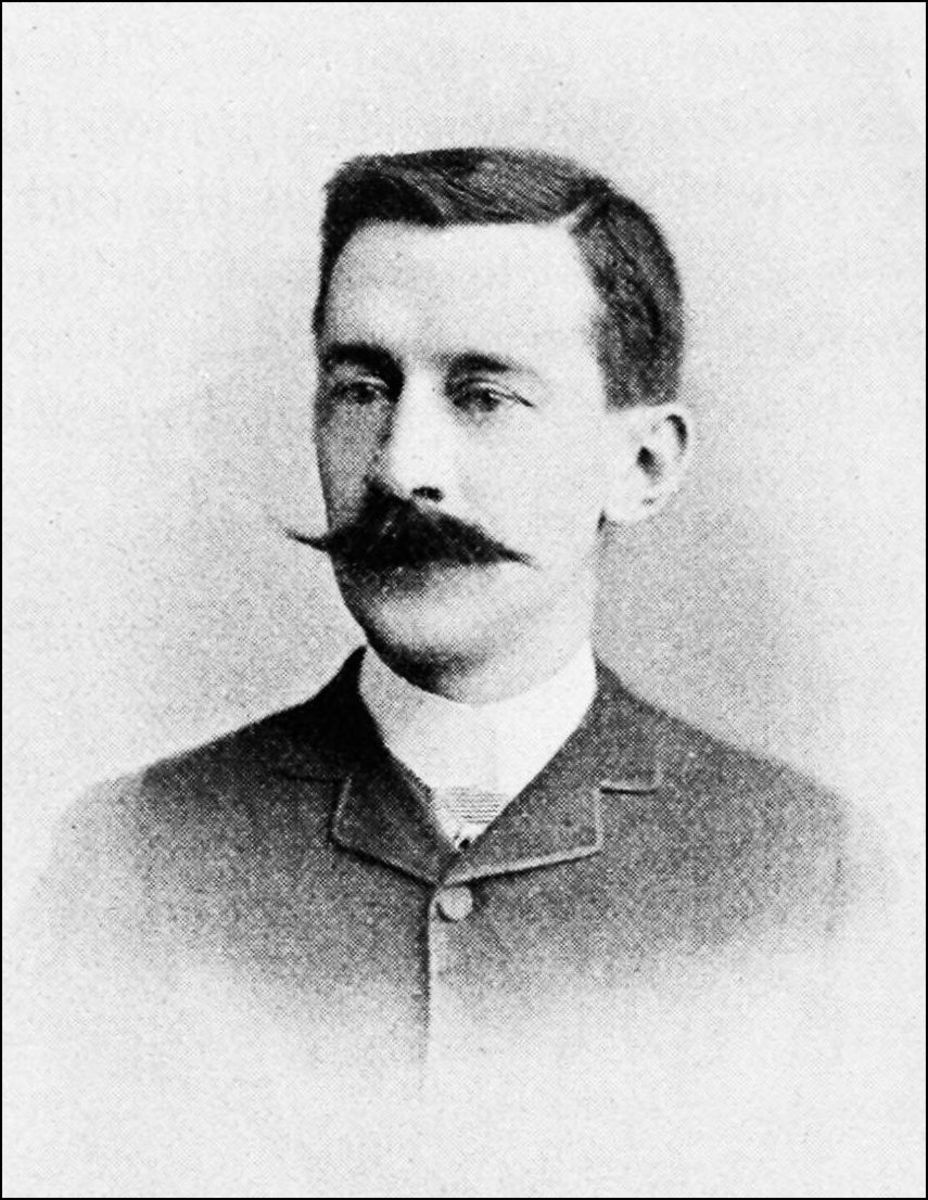 George Bird Grinnell, ca. 1893.
