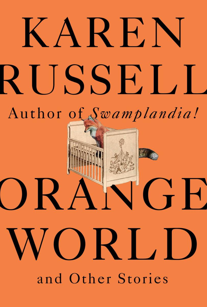 Orange World and Other Stories.