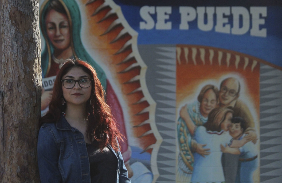Sara González-Quintero, a recent graduate of San Diego State University, started crossing the border in elementary school.