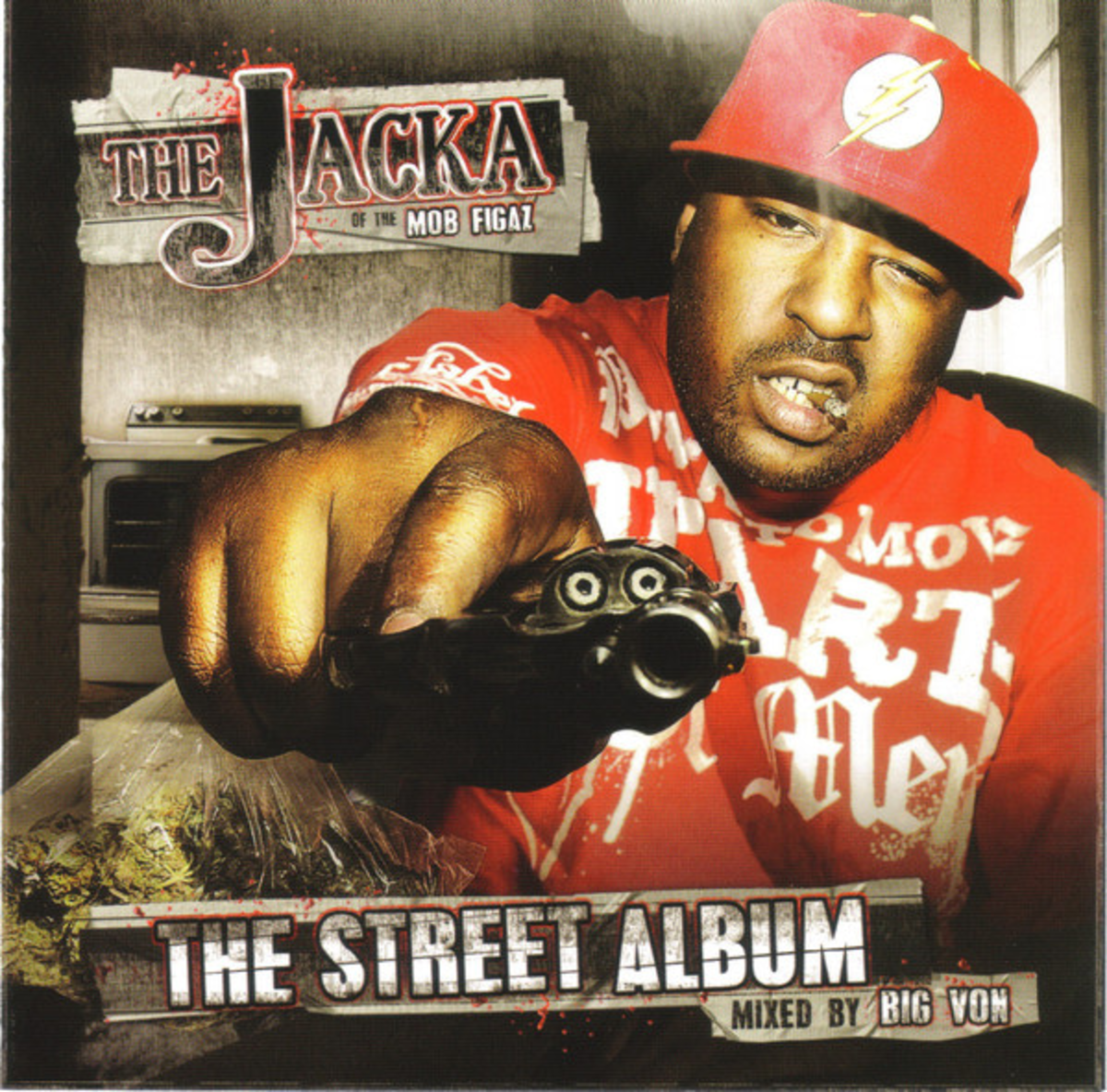 The Jacka's 2008 mixtape, The Street Album.